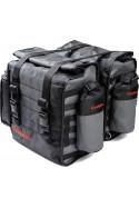Best motorcycle saddlebags soft luggage adventure travel 30L Waterproof dustproof tough lifetime warranty