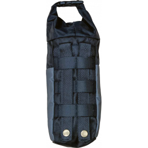 Oxpecker Turkana bottle holder MOLLE and PALS to enable the pouches to be used on different bags. Easy access pouches.